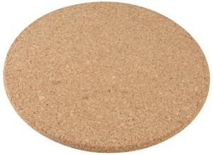 圆形木锅垫