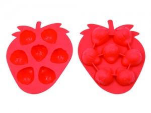 草莓硅胶冰格