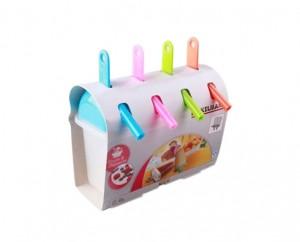 儿童冰棒模(底座加吸管)