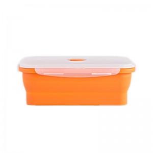法克曼硅胶饭盒1200ml