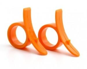 橘子剥皮器