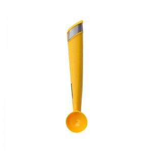 制丸勺及水果刀二合一