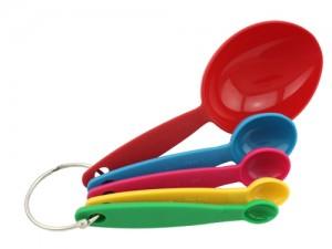 5件装彩色量勺